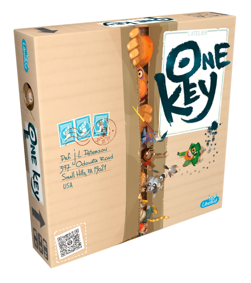 One key (Libellud)