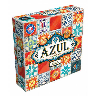 Azul NL/FR (Next Move Games) 8+