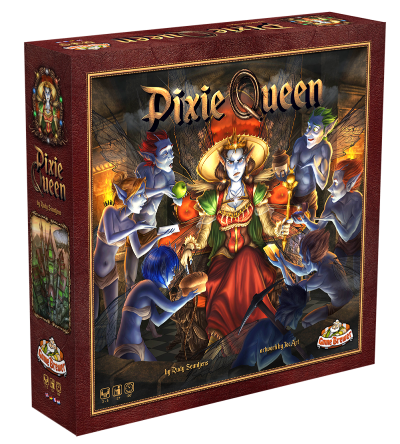 Pixie Queen (Game Brewer)