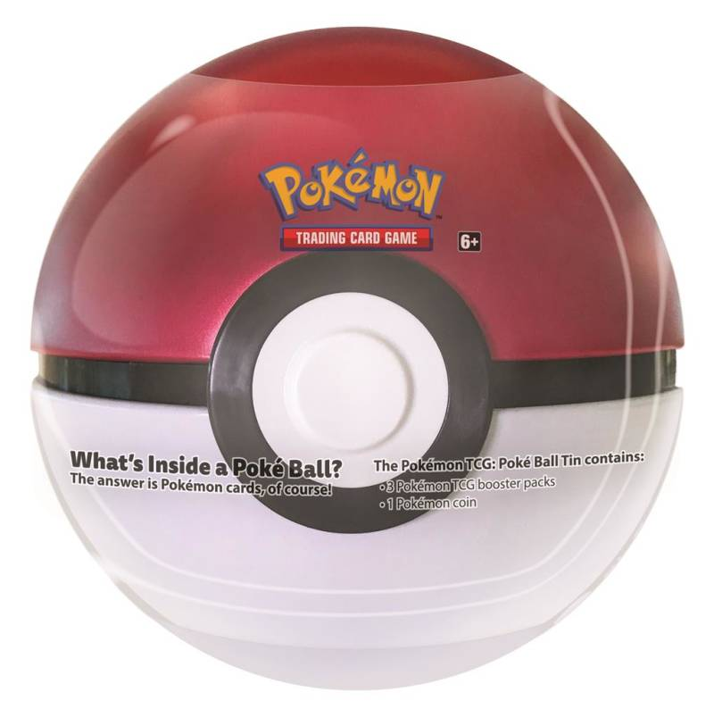 Pokeball - Fall Tin 2019 (Pokémon)