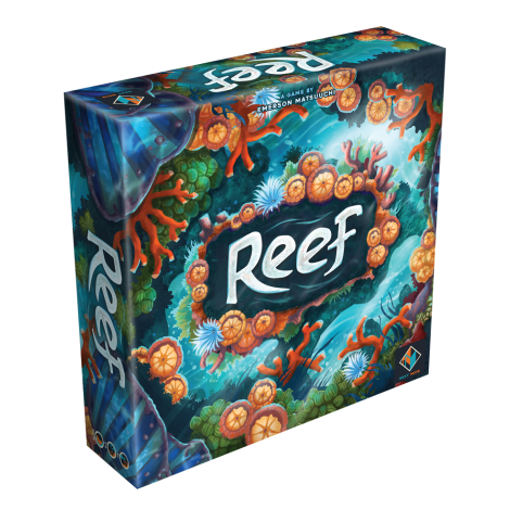 Reef  (Next Move Games) 8+