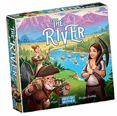 The river NL/FR (Days Of Wonder) 8+