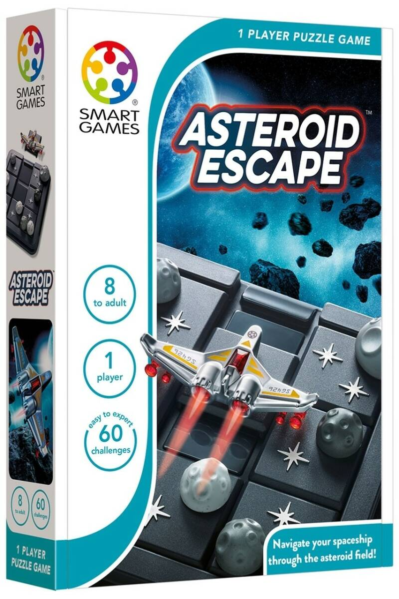 Asteroid Escape SG426 (Smartgames) 8+