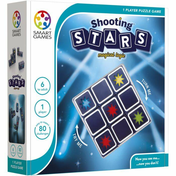 Shooting Stars SG092 (Smartgames) 6+