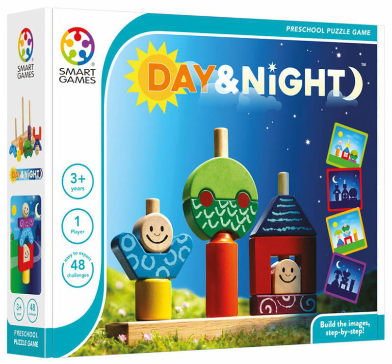 Day and Night SG033 (Smartgames) 3+