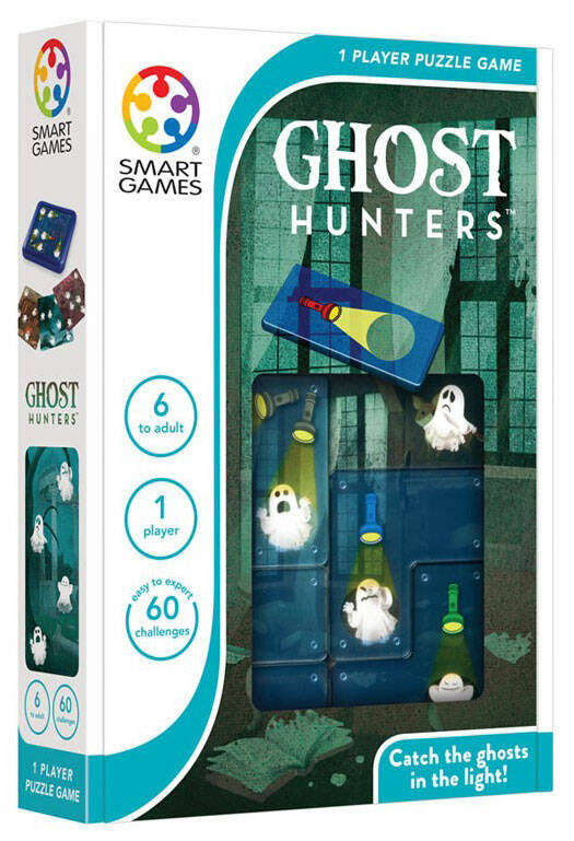 Ghost Hunters SG433 (Smartgames) 6+
