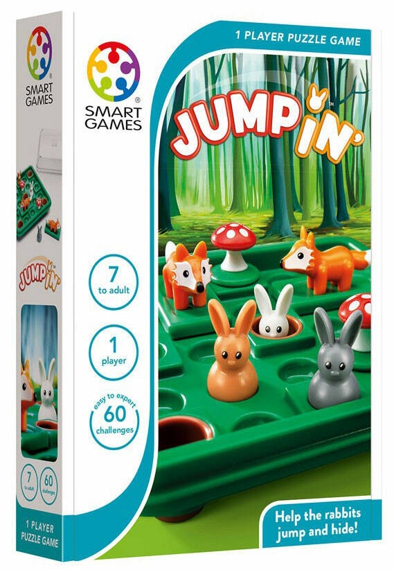 Jump'in SG421 (Smartgames)