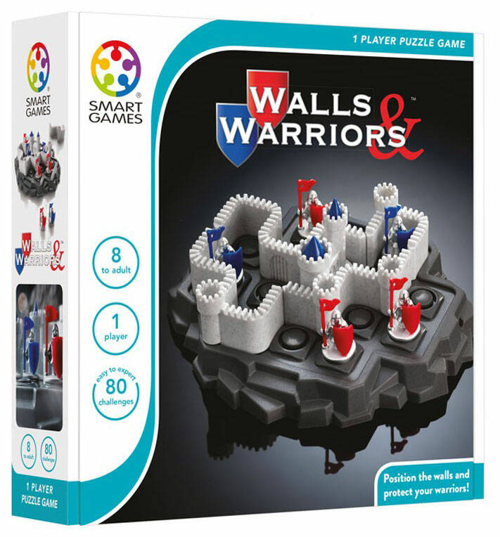 Walls & Warriors SG281 (Smartgames) 8+