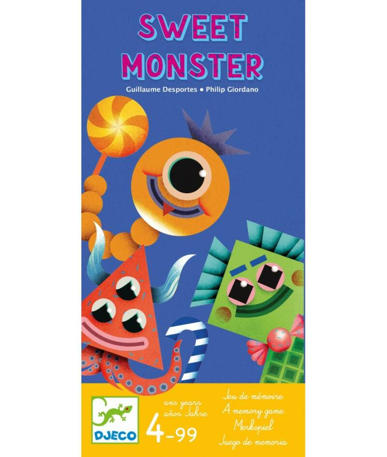 Sweet monster DJ08545 (Djeco) 4+