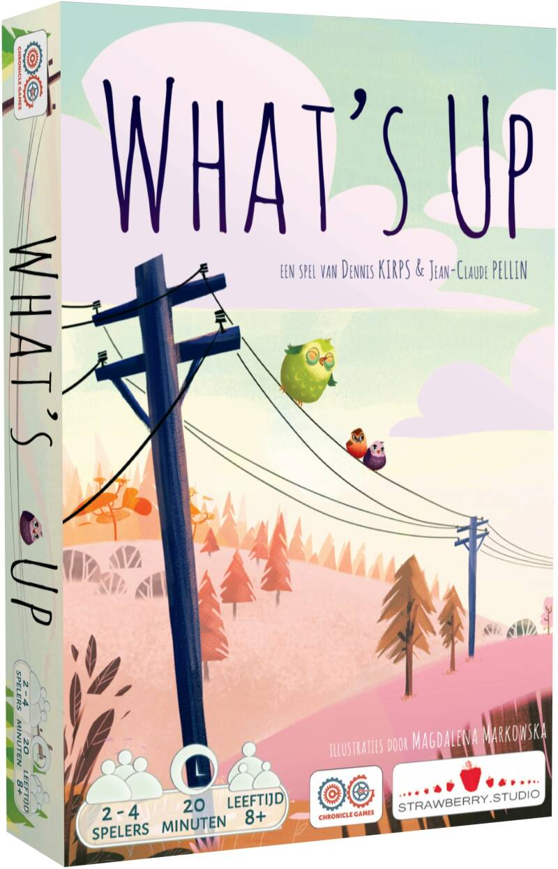 What's up NL (Chronicle Games) 8+