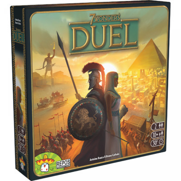 7 wonders - Duel NL (Repos Production) 10+