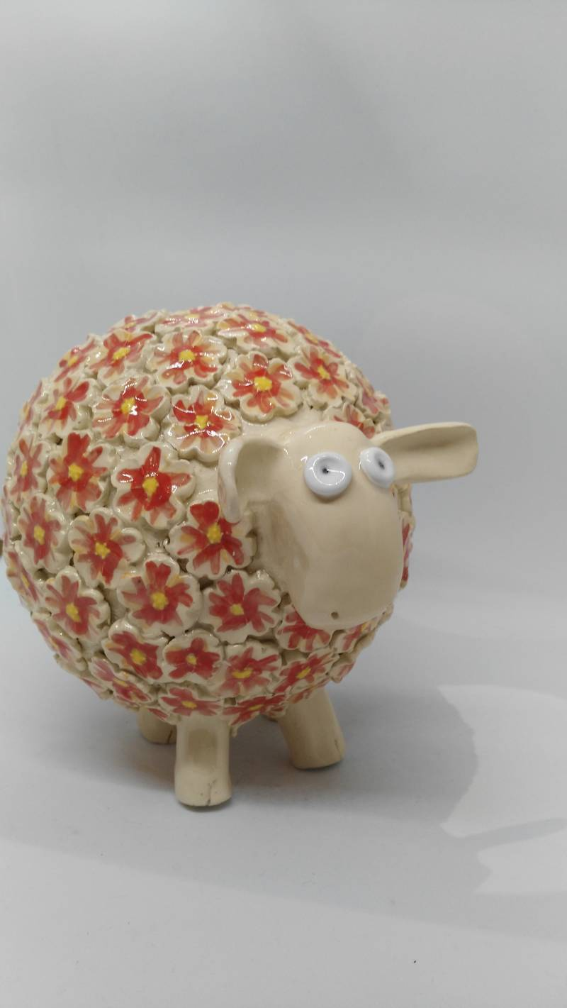 Schaap Flower power