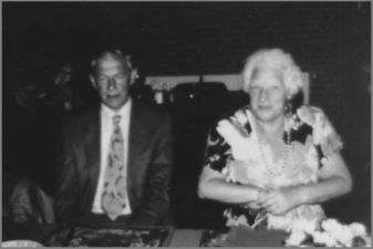 Reinalda Deden-Buurman # 77 and her husband Cornelis Buurman # 98 ca 1990.