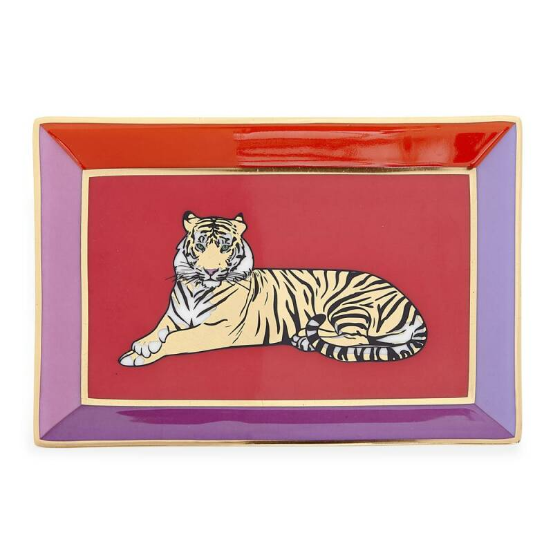 Safari rectangle tray