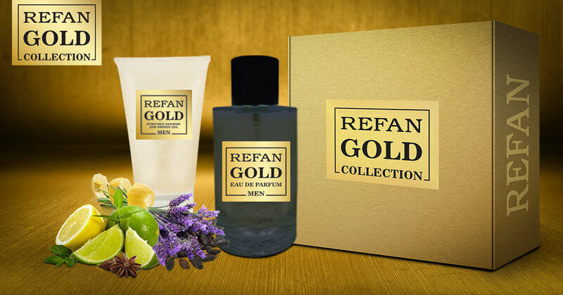 Refan Gold Collection heren