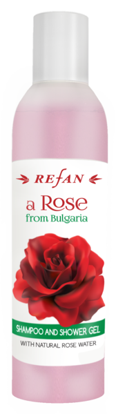 "Shampoo/Showergel ""Rose from Bulgaria"" 250 ml"