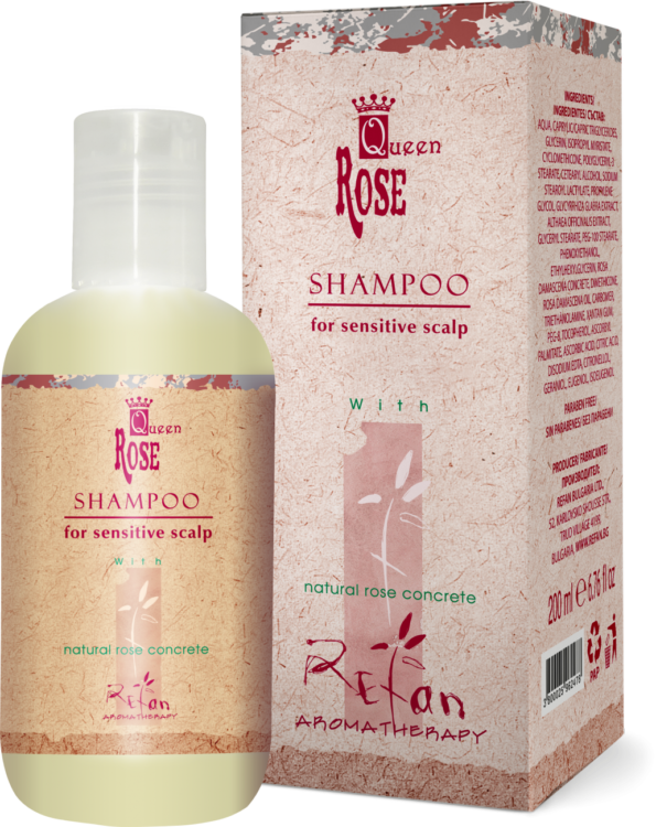 Queen Rose Shampoo 200 ml