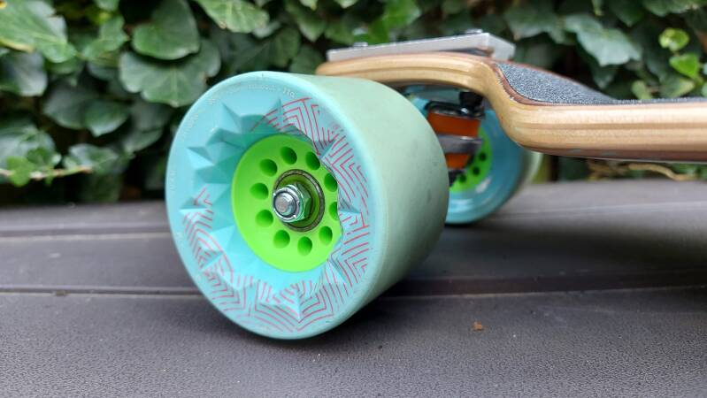 Orangatang Caguama 85mm 77a - USED