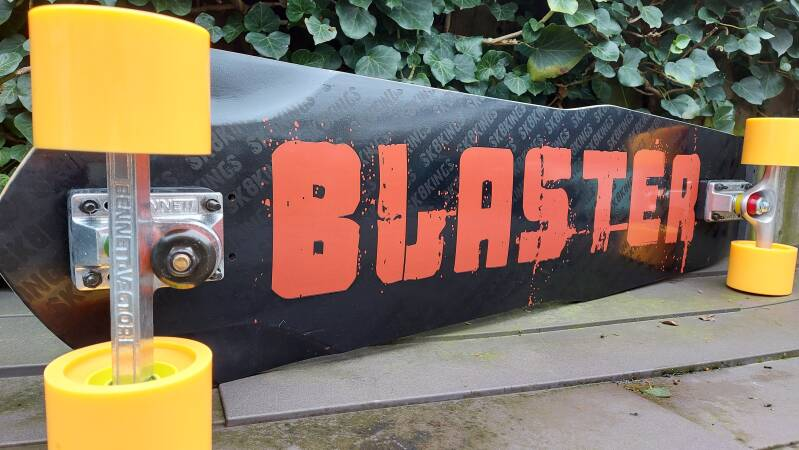 Sk8Kings Blaster complete - NEW!