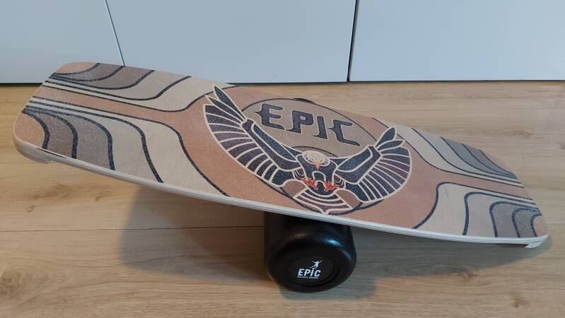 EPIC 'Wings' Balance Board - as NEW! 22.5%Discount!