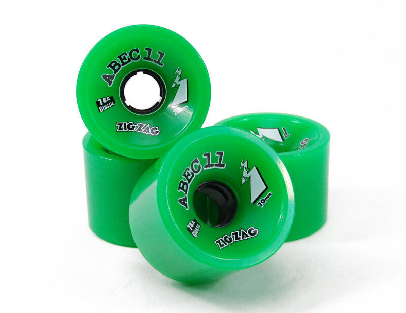 Abec 11 ZigZags Classic 78a NEW!