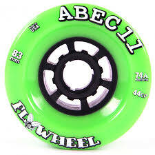 ABEC11 ReFly 83mm Lime NEW!