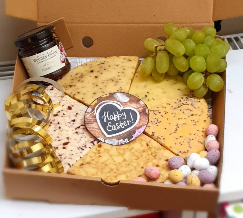 EASTER CHEESEBOARD (available Thur 1st/Fri 2nd April)
