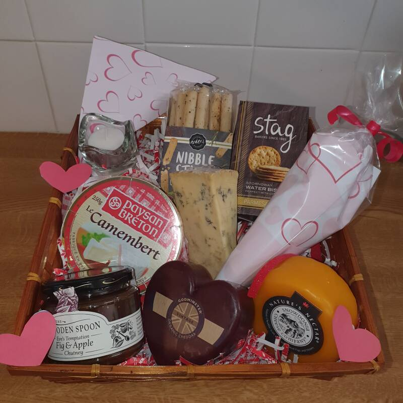 Valentines Hamper (for 2)- (13th Feb ONLY)