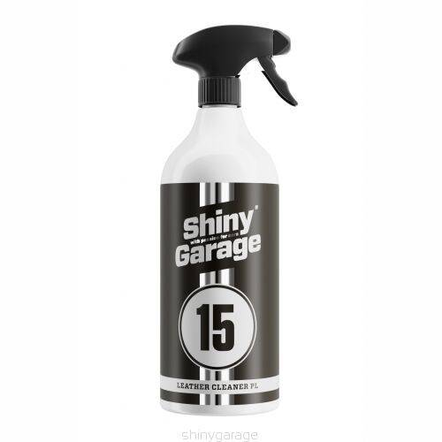 Shiny Garage Leather Cleaner soft 500ML