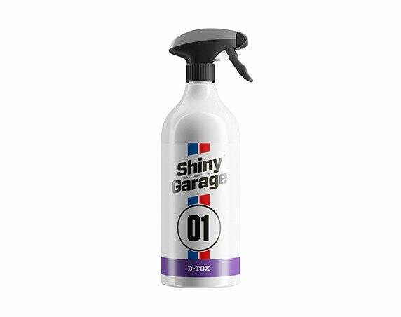 Shiny Garage D-tox iron & fallout remover 1000ML