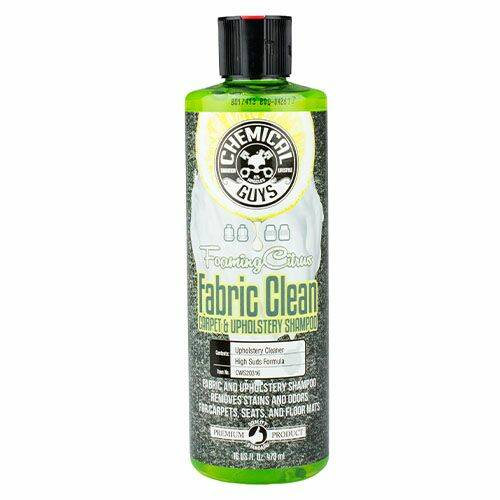 Chemical Guys Fabric clean