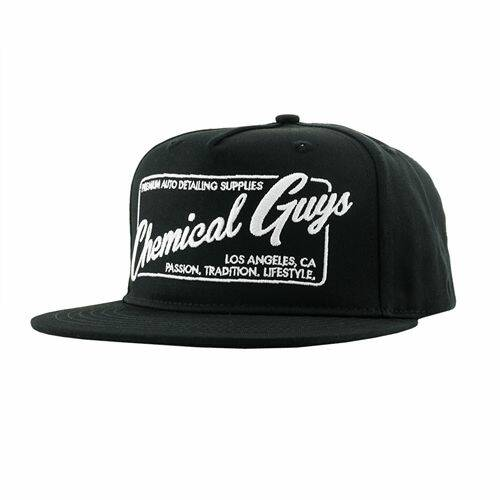 Chemical Guys cap