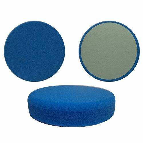 """Chemical guys mpt polijst pad blauw 6""""(150mm)"""