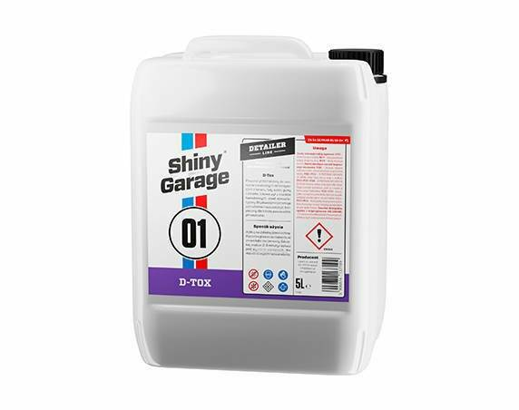 Shiny Garage D-tox iron & fallout remover 5000ML