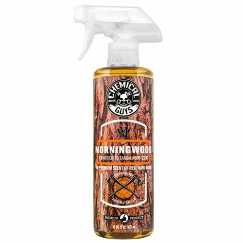 Chemical Guys morning wood scent