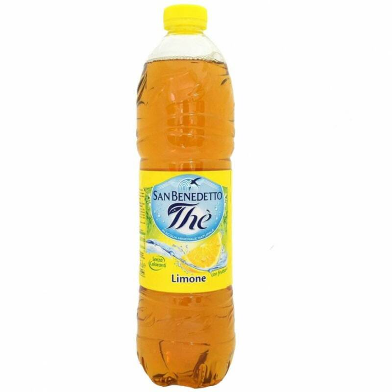 IJsthee Limone 1,5ltr. - San Benedetto
