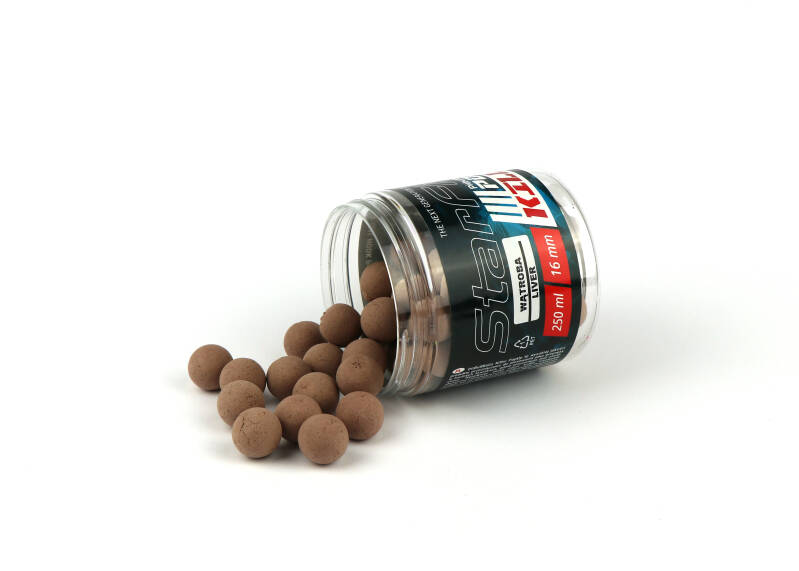 Starfish Killer PopUp Boilies 16mm - liver 250 ml.