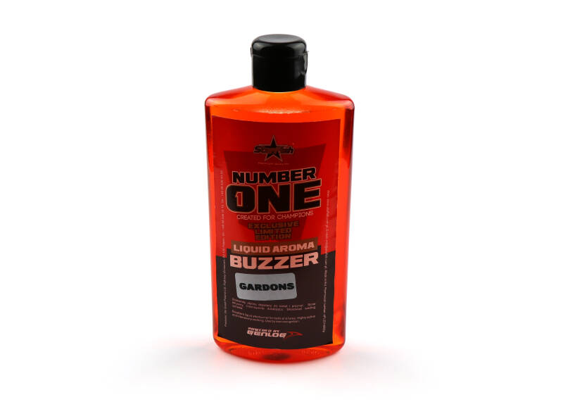 Starfish Liquid Buzzer - gardons 250 ml.