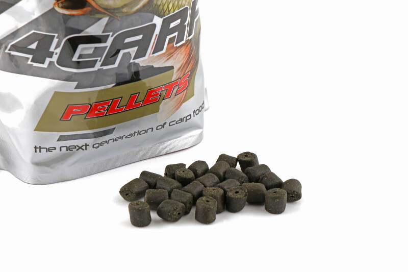 10 st. Starfish Tactical Pellets 12mm - halibut 1 kg.