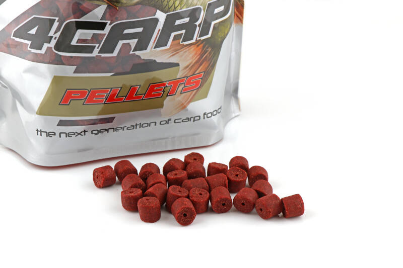 Starfish Tactical Pellets 12mm - strawberry 1 kg.
