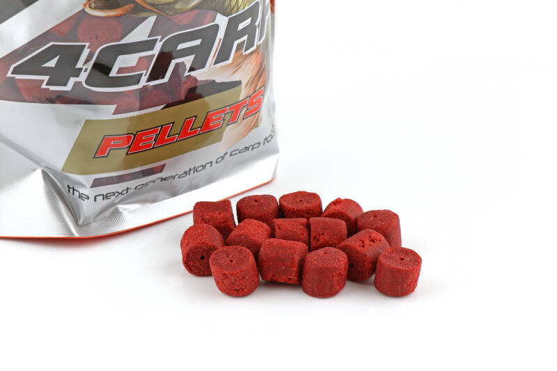 10 st. Starfish Tactical Pellets 16mm - strawberry 1 kg.