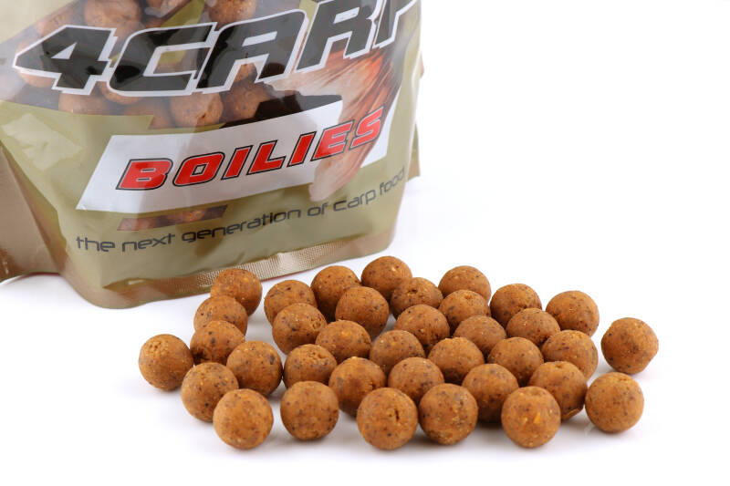 Starfish Tactical Boilies 16mm - atlantic krill 1 kg.