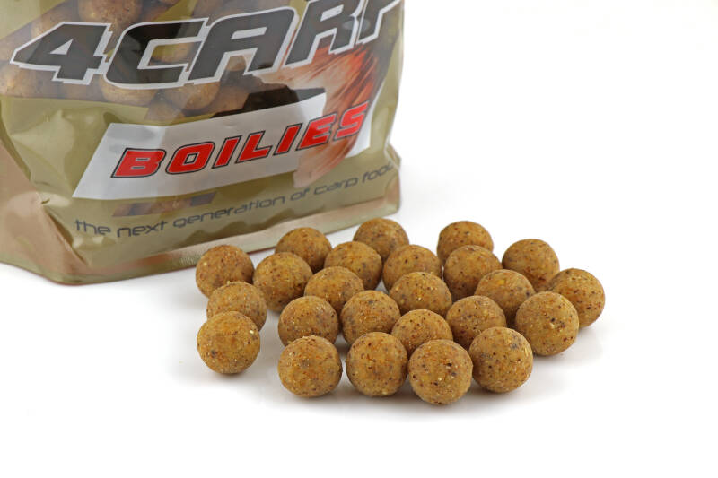 10 st. Starfish Tactical Boilies 20mm - monster liver 1 kg.
