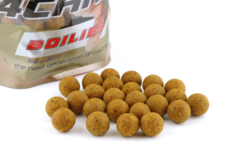 10 st. Starfish Tactical Boilies 20mm - vanilla 1 kg.