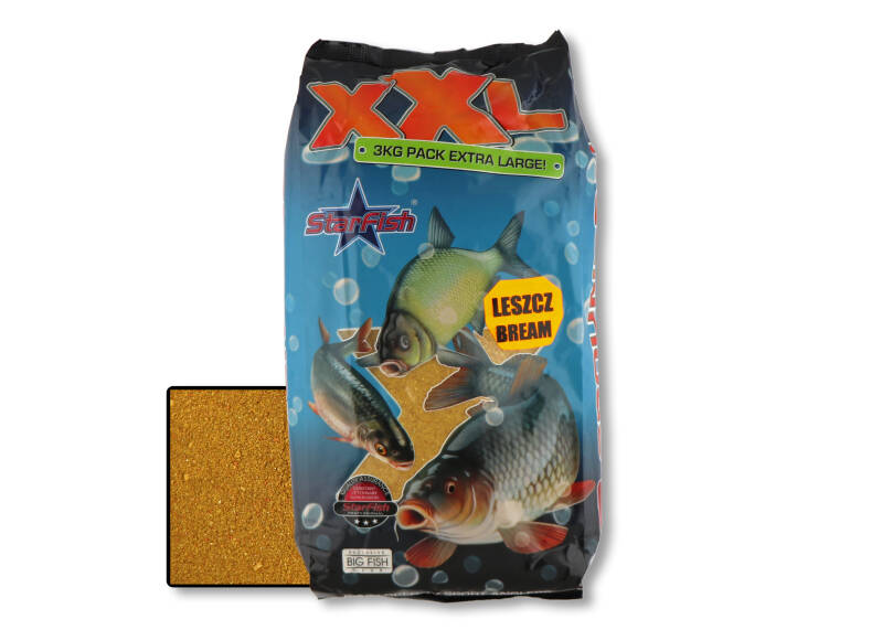 Starfish XXL - bream 3 kg.
