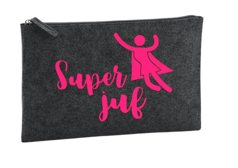 "Etui ""Super Juf"""