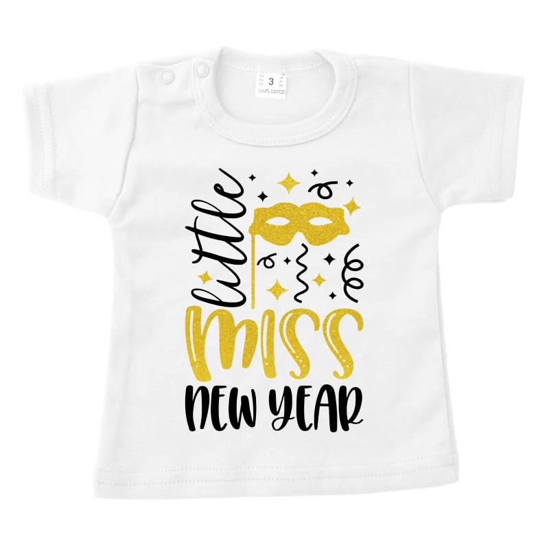 Shirt Little Miss New Year