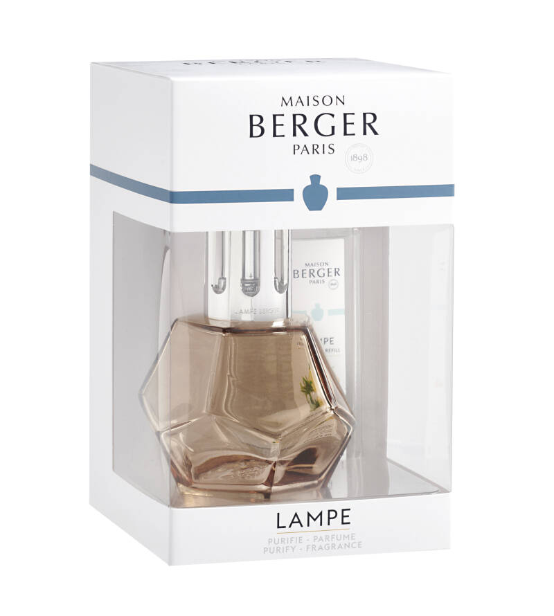Lampe Berger Giftset Geometry Réglisse
