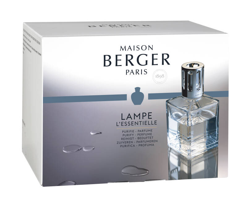 Lampe Berger Giftset Essentielle Carrée