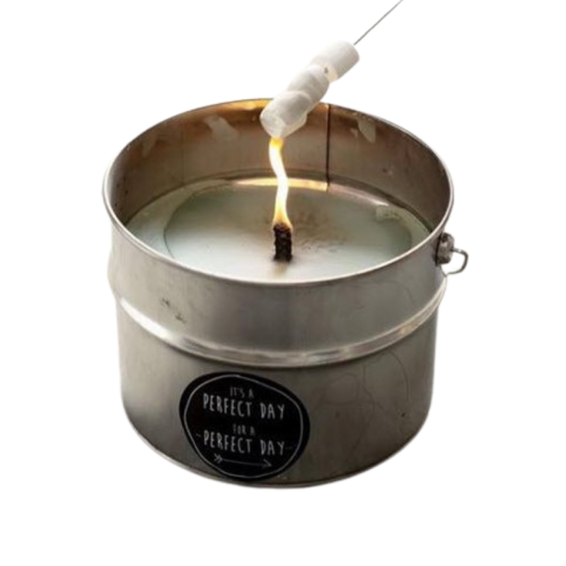 OUTDOOR CANDLE GREEN